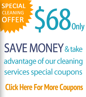 online cleaning offers