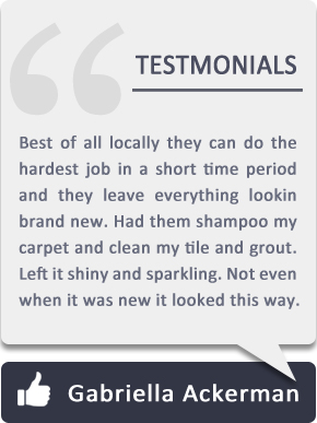 our customers say about us
